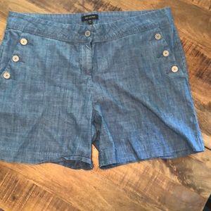 EUC! Limited denim shorts